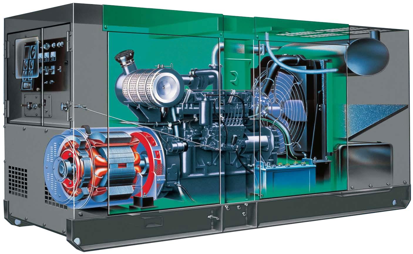 Техническое обслуживание дизель-генераторных установок